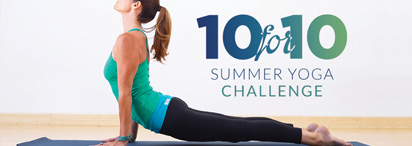 10 for 10 YogaWorks Journey Series